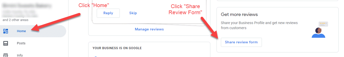 Google Review Link 1